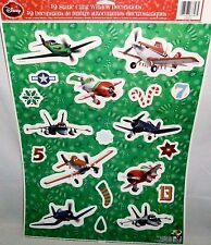 Christmas Window Clings DISNEY'S PLANES  19 Static Cling Window Decorations