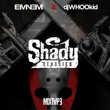 Eminem - Shady Classics 2CD MIXTAPE new cd dj whoo kid xv paul rosenberg 2