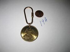 TO THINE OWN SELF BE TRUE UNITY SERVICE RECOVERY METAL AA TOKEN KEYCHAIN FOB
