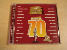 LIMITED EDITION CD + BONUS CD DE PREHISTORIE / DE JAREN 70 - 1970 VOL.2