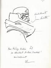 Rochette Legrand Transperceneige « L'arpenteur » t. 2 dédicace édition originale