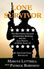 Lone Survivor: The Eyewitness Account of Operation Redwing and the Los-ExLibrary