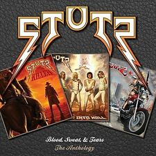 Stutz-`Blood, Sweat, And Tears 3CD Box Set`  CD NEW