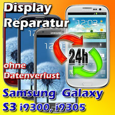 24 Stunden Display Reparatur Samsung Galaxy S3 Touch Screen Glas Reparatur