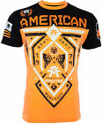 American Fighter AFFLICTION Mens T-Shirt FAIRBANKS Biker Gym MMA UFC S-3XL $40 d