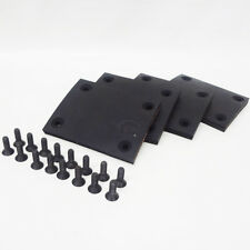 ROTARY LIFT RECTANGLE RUBBER ARM PAD SET OF 4 above ground and inground fj6158-4