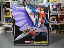 Transformers G1 Masterpiece Starscream MP-11