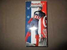 Marvel Dynamic Forces CAPTAIN AMERICA Silver Age Mini Bust  57/96AP 2002