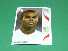 98 ASHLEY COLE  ENGLAND PANINI FOOTBALL GERMANY 2006 WM FIFA WORLD CUP
