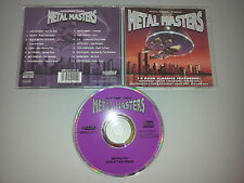 CD METAL MASTERS VOLUME TWO - EXCALIBUR ARTILLERY MOTORHEAD THOR RAVEN