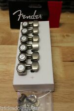 RELIC AGED FENDER GENUINE AMERICAN DELUXE LOCKING TUNERS 0990818100