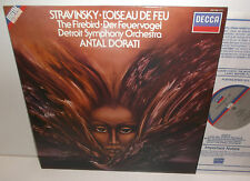 410 109-1 Stravinsky The Firebird Detroit Symphony Orchestra Antal Dorati