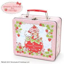 Can Trunk Hello Kitty Strawberry Shortcake ❤ Sanrio Japan