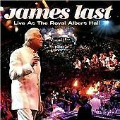 James Last - Live at the Royal Albert Hall (2008)  2CD  NEW/SEALED  SPEEDYPOST