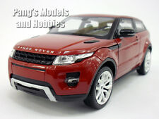Land Rover Evoque 1/24 Scale Diecast Metal Car Model - RED