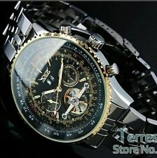 New Jaragar Luxury Man Wristwatch High Quality Automatic Mechanical Watch 84KE