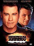 Brand New DVD Broken Arrow John Travolta Christian Slater John Woo 1996