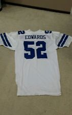 Dallas Cowboys Game Used Edwards Jersey
