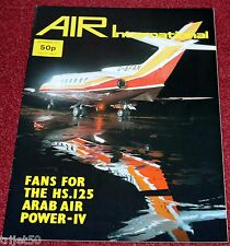 Air International 1977 September Martinsyde,HS125