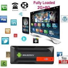 MK809IV Android 5.1 RK3229 4K Quad Core Smart TV Dongle Stick 2G/8G Mini PC N2Q9