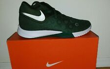 Nike Zoom HyperQuickness 2015 Basketball Shoes 812976 301 Green Mens Size 14