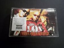 Lox MONEY POWER & RESPECT Cassette Tape~