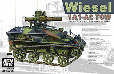 AFV Club 1:35 Scale Wiesel 1A1-A2 Tow Plastic Model Kit AF35265