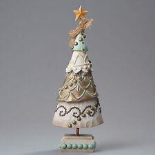 Large Christmas Tree Figurine - Rivers End By Jim Shore - 4048065 - NIB!