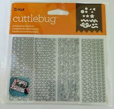 Cricut Cuttlebug Cut & Emboss Celebration Confetti Dies 2003777