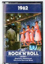 1962 The Rock And Roll Era Music Cassette Tape