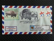 USA BISON BISONS WISENT WISENTE BUFFALO SELF MADE COVER c4743