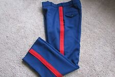 USMC Blood Stripe Uniform Flying Cross 100% Wool Pants Trousers Sz 36 L NEW