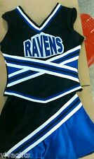 IN STOCK NOW!! RAVENS ONE TREE HILL Cheerleader Costume sz  S/M