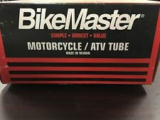 Bikemaster Motorcycle/ATV Tire Inner Tube 3.00-8 TR87 Short 90 degree Metal Stem