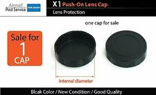 X2 105mm Push-On FRONT lens cap FIT Leica Olympus Pentax Nikon Canon Sony Lumix