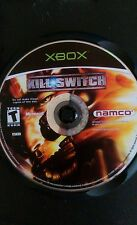kill.switch -Microsoft Xbox 2003 3rd person shooter Video game for Xbox Original