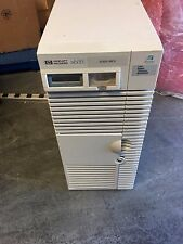HP 9000 D-Class A3562A Model D370 2 x 160Mhz Workstation with lots of cards