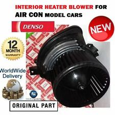 FOR VAUXHALL OPEL CORSA D 2007--  INTERIOR FAN HEATER BLOWER MOTOR FAN  55702446