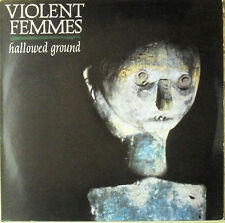 Violent  Femmes -  Hallowed Ground  - LP - washed - cleaned - L4681