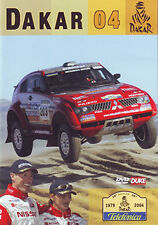 DVD:TELEFONICA DAKAR RALLY 2004 - NEW Region 2 UK