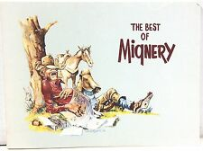 The Best of Mignery- A Collection of Humorous Western Art -  Signed w/Drawing