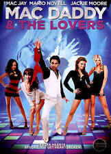 Mac Daddy & The Lovers,New DVD, Novell, Mario, Jay, Mac,