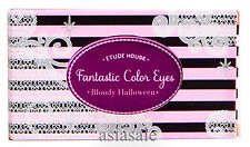 ETUDE HOUSE  SMOKY Eye Shadow Cosmetic Makeup Shimmer Matte Eyeshadow Palette