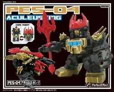 PERFECT EFFECT PES-04 ACULEUSKING TRANSFORMERS NUOVO NEW
