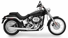 Supertrapp Chrome 2-into-1 Supermeg Exhaust for 2004-13 Harley Sportster XL