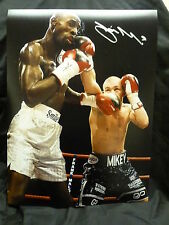 Jamie Moore  Signed 12x16 Boxing Photograph : B