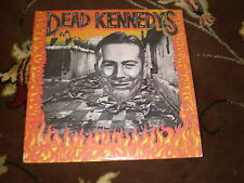 "Dead Kennedys LP Give Me Convenience Or Give Me Death WITH INSERT/7"" FLEXI DISC"