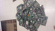 31 lb high grade circuit mother boards + GOLD Paladium SCRAP METAL RECOVERY LOT