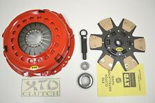 XTD STAGE 3 RACE CLUTCH KIT 99-04 FORD MUSTANG GT MACH 1 COBRA SVT 4.6L 11""