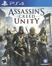 Assassins Creed Unity PS4 Game [Brand New Sealed]